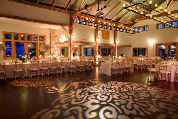 Rustic Elegant Reception Venue