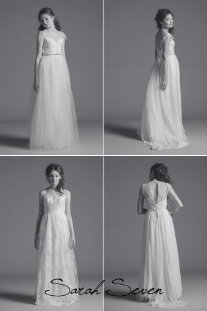 Sarah Seven Gowns