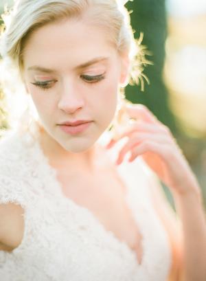 Soft Bridal Makeup