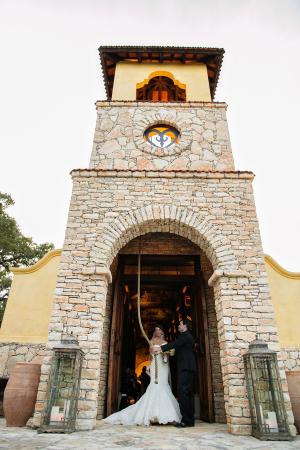 Stone Bell Tower Wedding Ideas