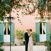 Surprise Italian Wedding Inspiration