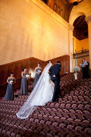 The Legendary Plaza Park Hotel LA Wedding Venue