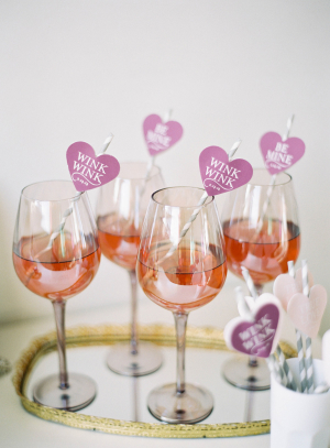 Valentines Drink Stirrers
