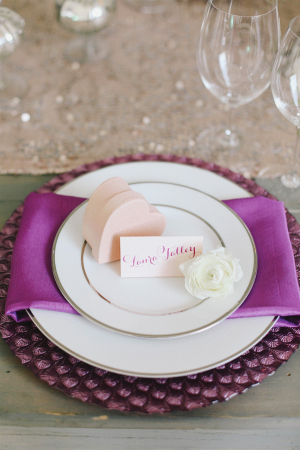 Valentines Wedding Table
