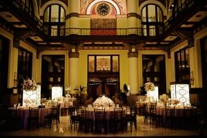 Vintage Hotel Reception