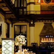 Vintage Nashville Hotel Reception