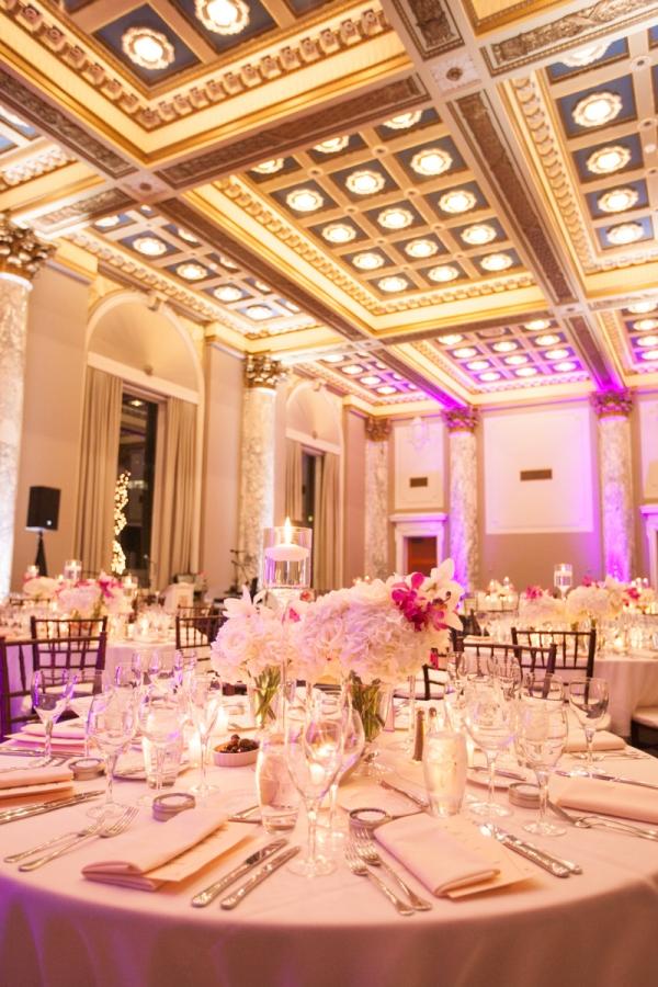 W New York Union Square Elegant Reception Venue