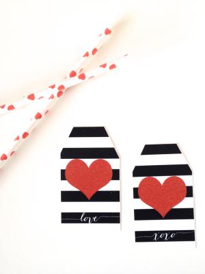 Free Valentine Printable Gift Tags