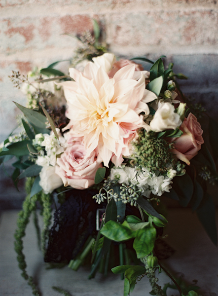 Blush Dahlia Bouquet