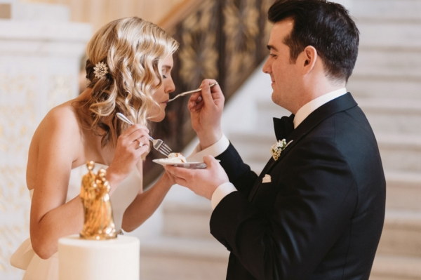 Sophisticated Chicago Wedding From Two Birds Photography