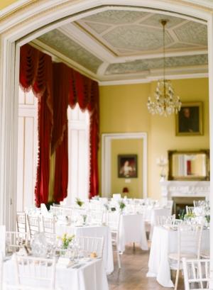 Castle Oliver Wedding Reception