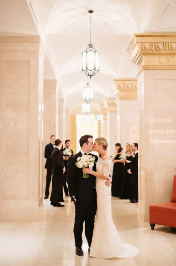 Chicago Wedding The Rookery
