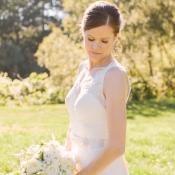 Classic New England Bride