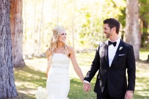 Classic Tahoe Wedding