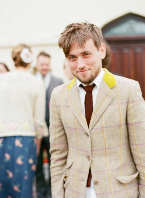 Dapper Wedding Guest