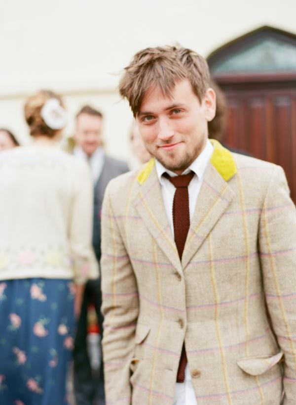 Dapper Wedding Guest