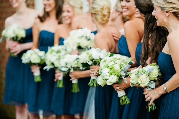 Dark Teal Bridesmaids Dresses1