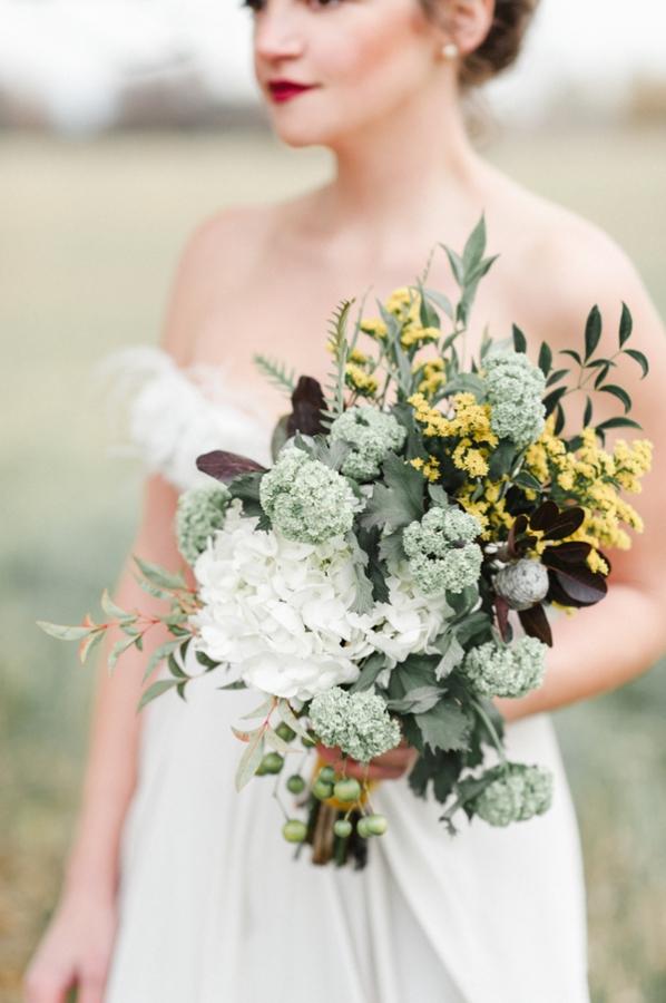 Elegant Rustic Bouquet