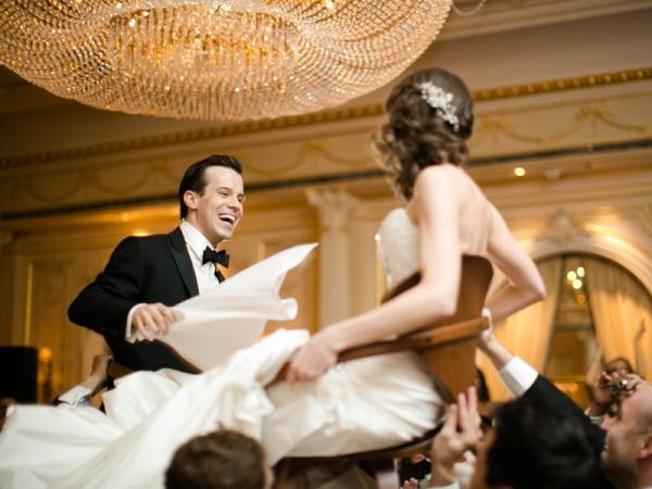 Horah Jewish Wedding Dance