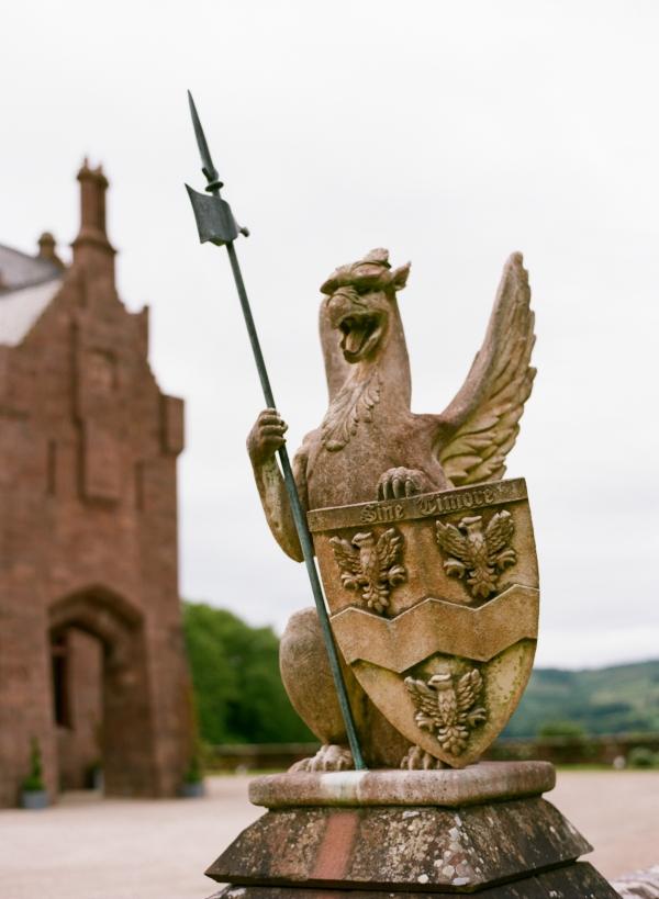 Ireland Castle Oliver