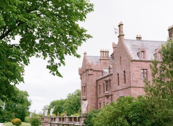 Ireland Castle Oliver Wedding