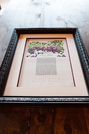 Ketubah Jewish Wedding Customs
