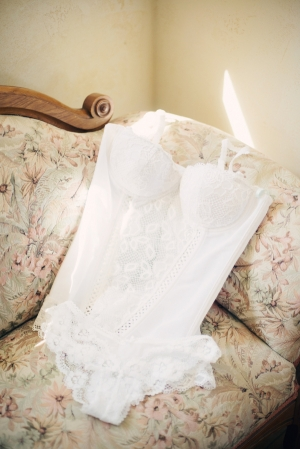 Lace Corset Bridal Accessories