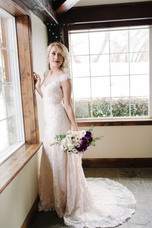 Lace Maggie Sottero Gown