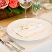 Macaroon Wedding Favors