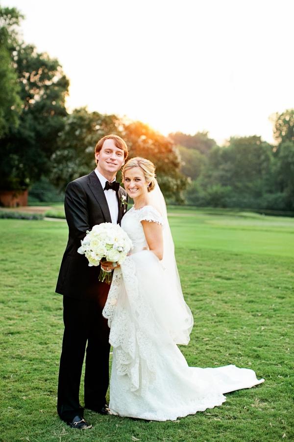 Memphis Country Club Wedding
