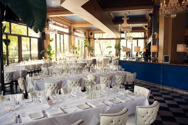 Minneapolis Cafe Reception Venue