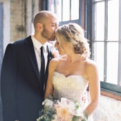 Modern Romantic NYC Wedding
