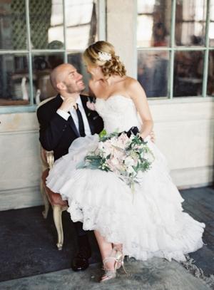 NYC Wedding at the Metropolitan Building