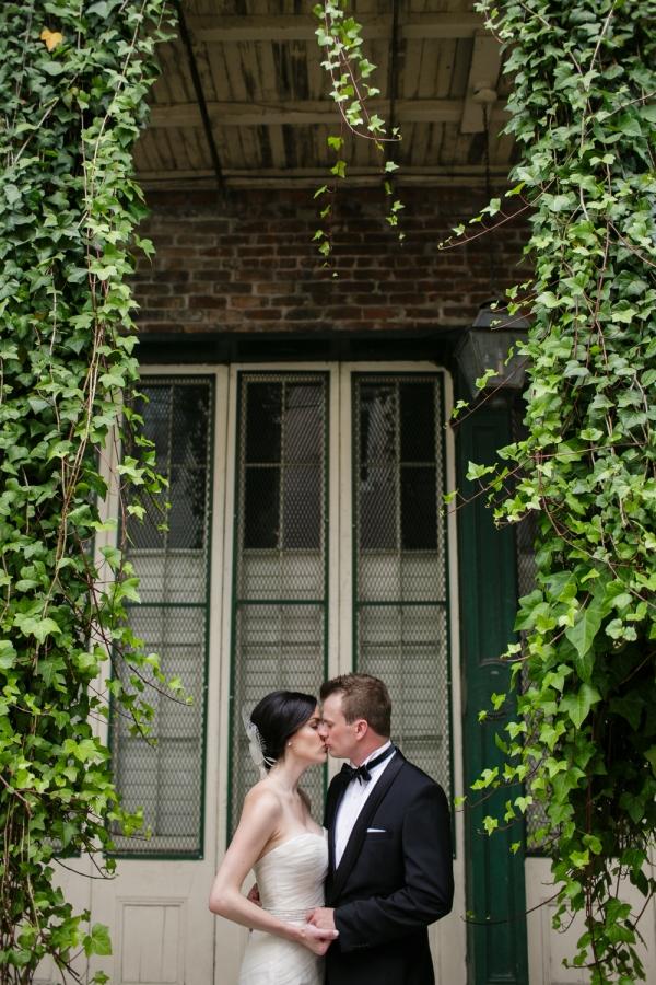 New Orleans French Quarter Wedding Photos