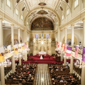 New Orleans Wedding St Louis Cathedral