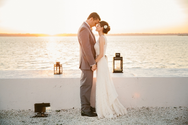 Newport Beachside Wedding