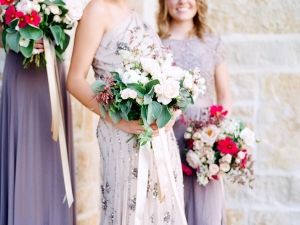 Oversize Floral and Greenery Bouquets