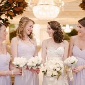 Pale Lavender Bridesmaids Dresses1