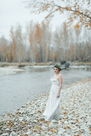 Rustic Montana Wedding Inspiration
