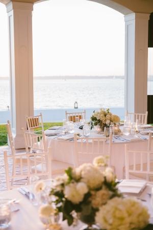 Seaside Wedding at Belle Mer Island House