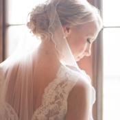 Sheer Simple Veil