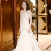 Sophisticated Bridal Gown