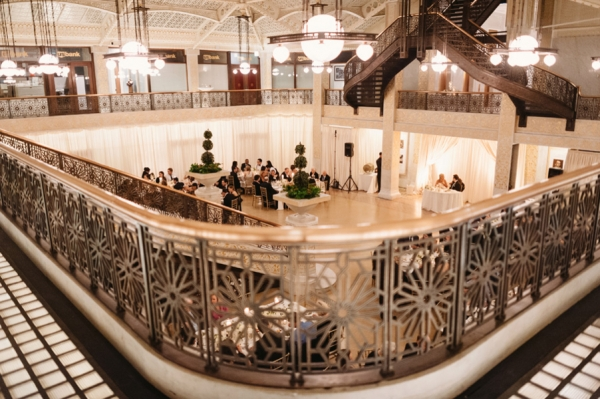 The Rookery Chicago Reception Venue