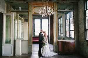 Vintage Inspired Wedding Venue