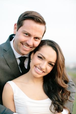 Wedding Portrait by Michelle Cross