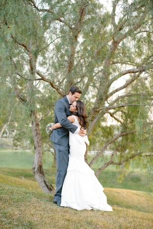 Wedding Portraits by Michelle Cross