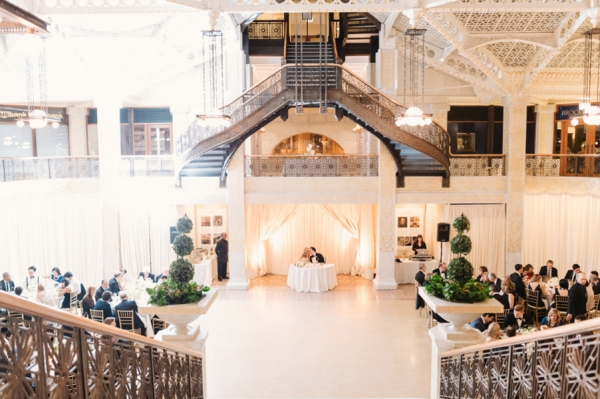 Wedding Reception at The Rookery
