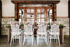 White Chivari Chairs