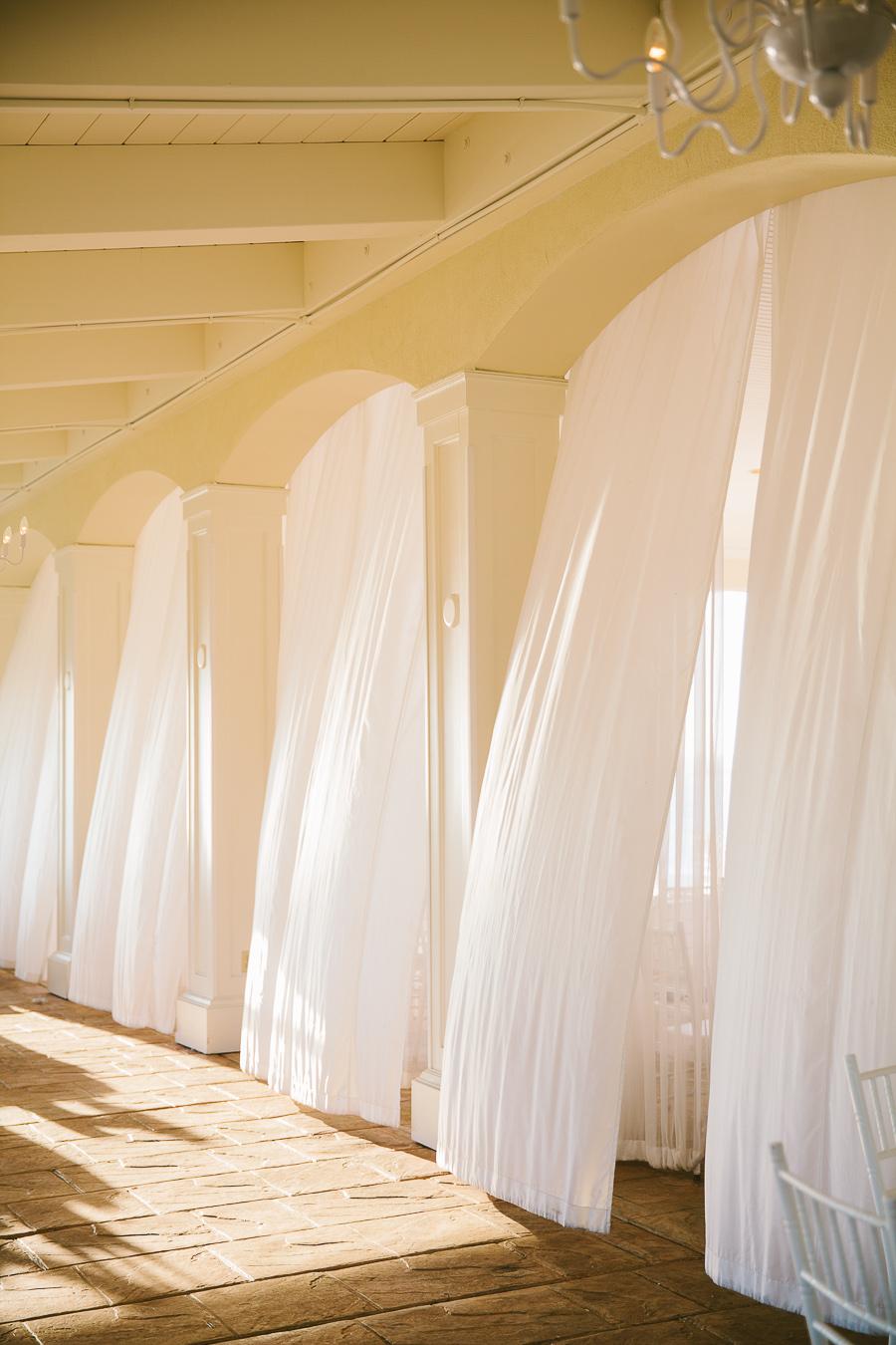 Curtains Wedding Decoration White Curtains Wedding Decor Elizabeth Anne Designs The Wedding