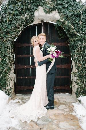 Winter Wedding Ideas in Utah